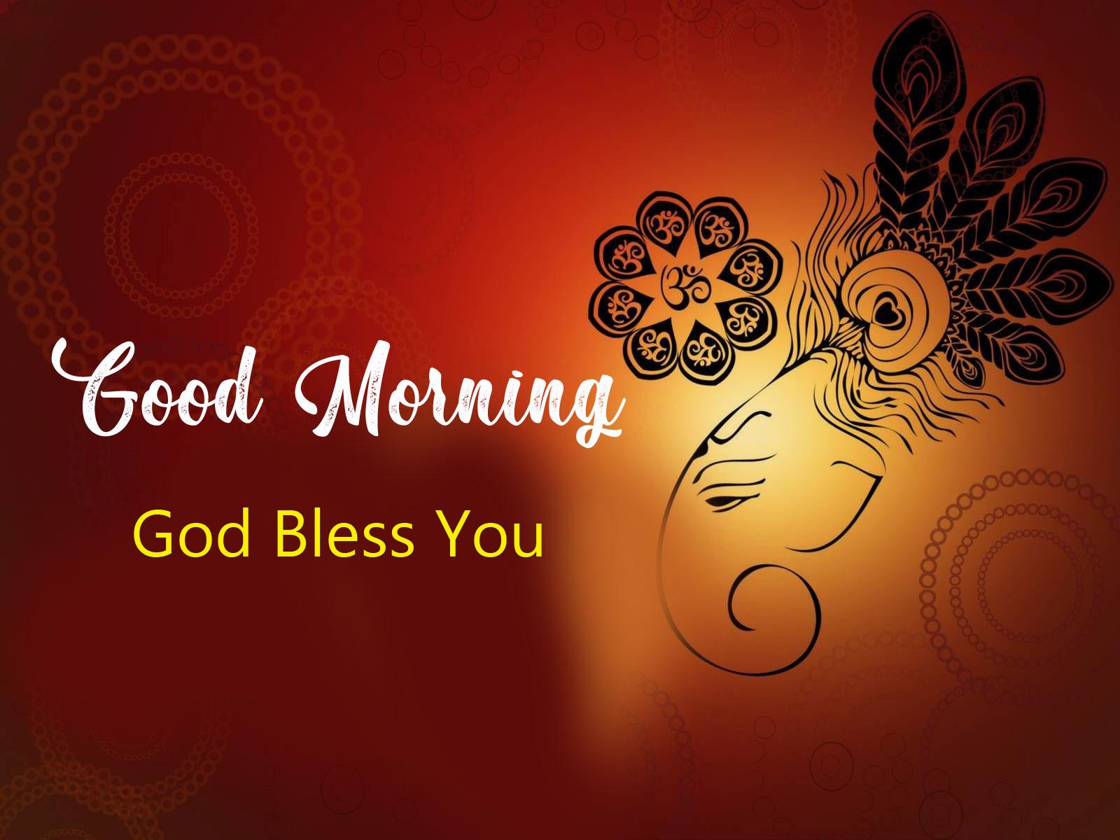 ganesha good morning images hd