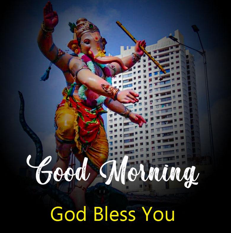 ganesha good morning images photo 2021 hd