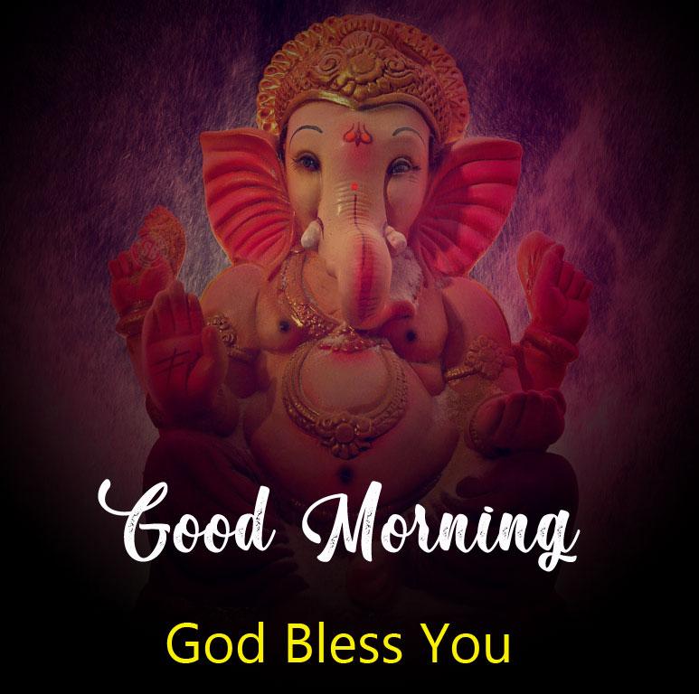 ganesha good morning images pics 2021