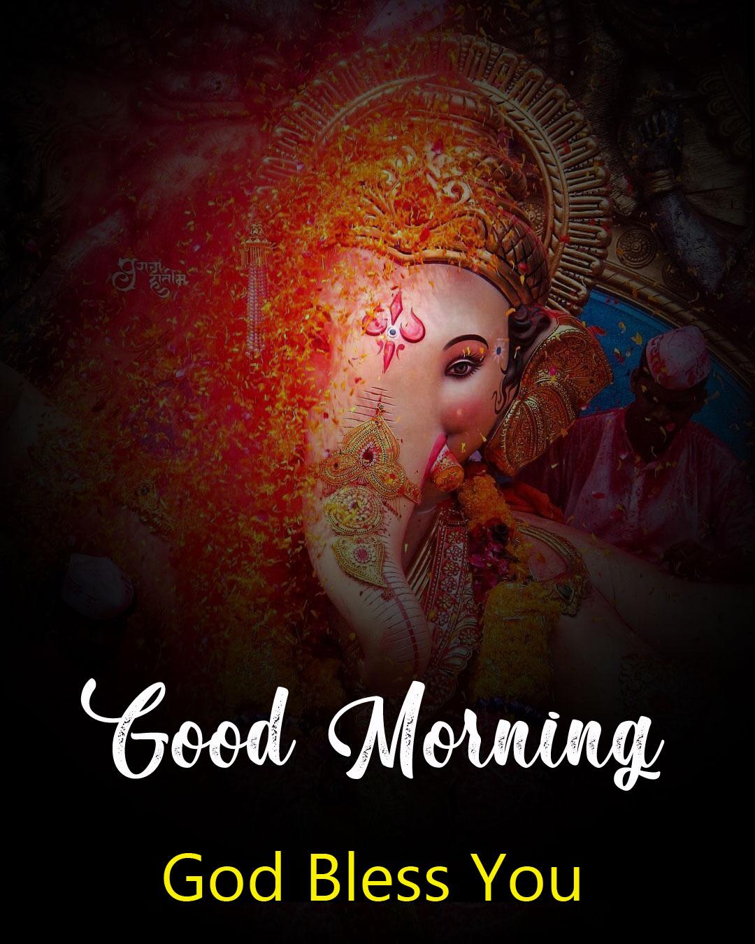 ganesha good morning images pics for download 3