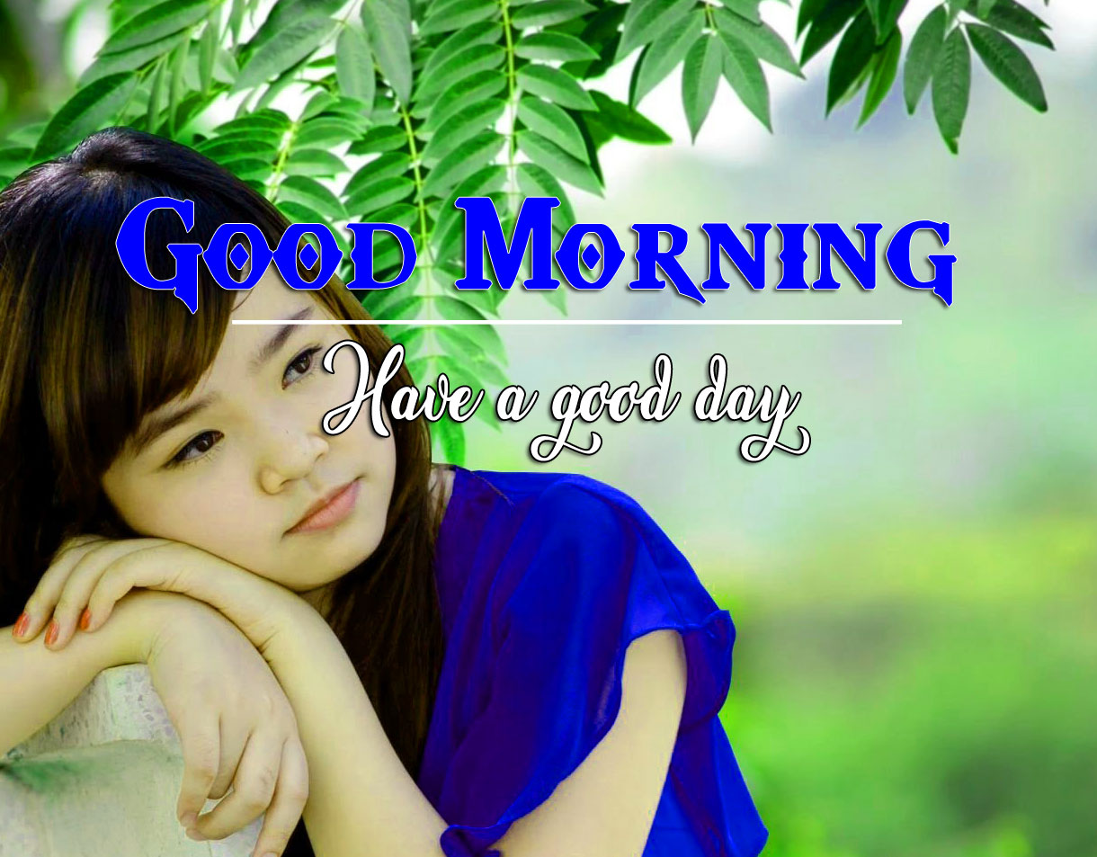 good morning Whatsapp dp Pics With Cute