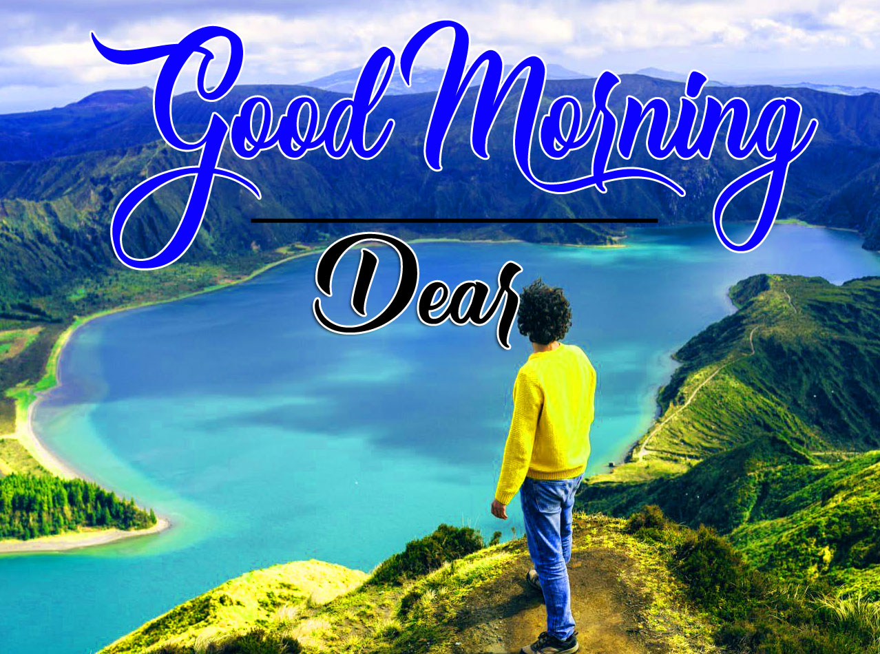 good morning Whatsapp dp Wallpaper With Nature