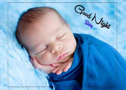 good night cute baby Pics 2