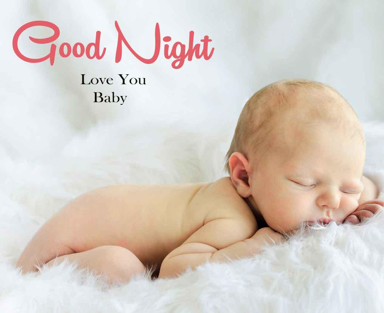 good night cute baby Pics Free 2