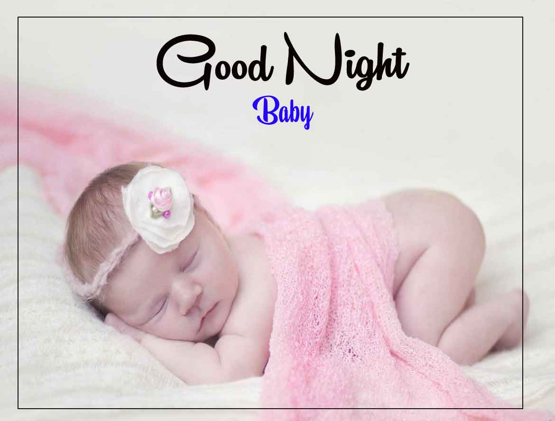 good night cute baby Pics Free