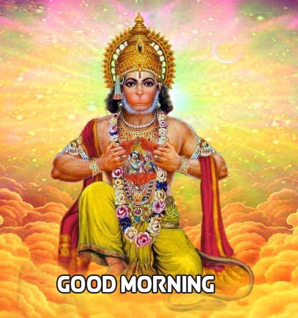 hanuman ji Good Morning Pics Pictures HD