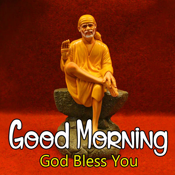 hd 2021 Sai Baba Good Morning Images