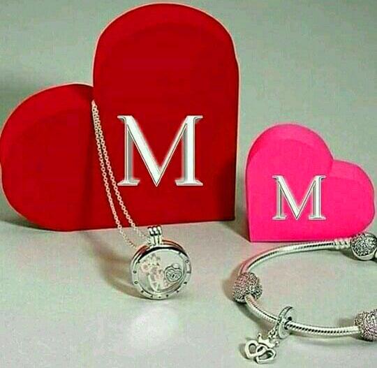 hd Beautiful M Name Dp Images