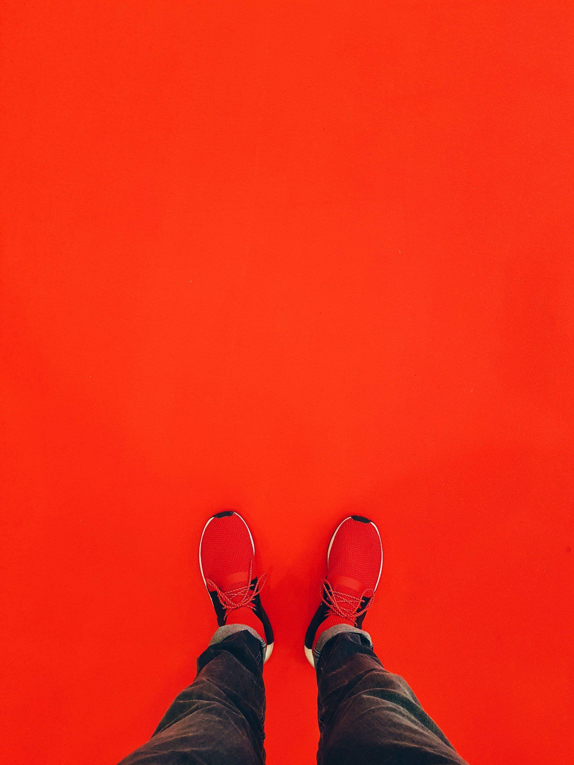 hd New Red Wallpaper