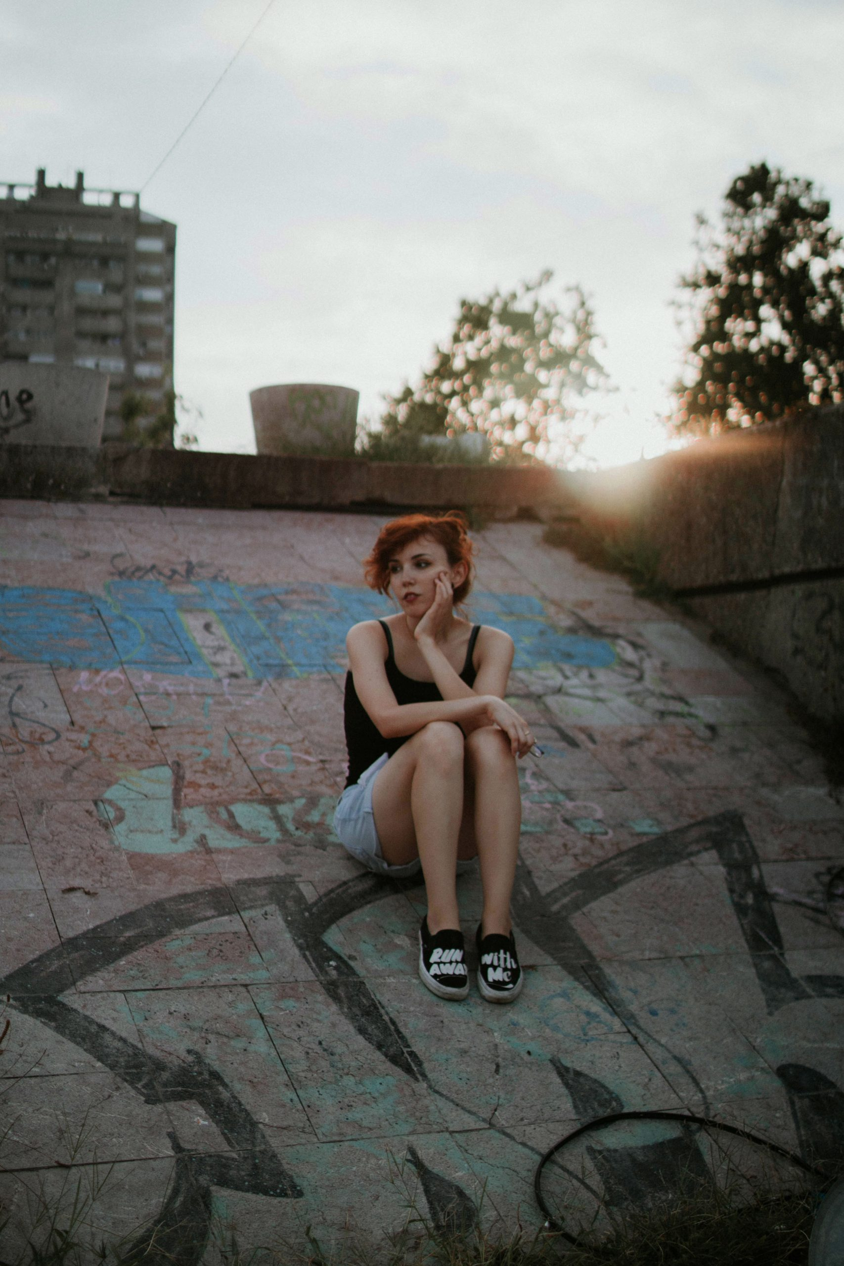 hd Sad Girl Whatsapp Dp Images photo