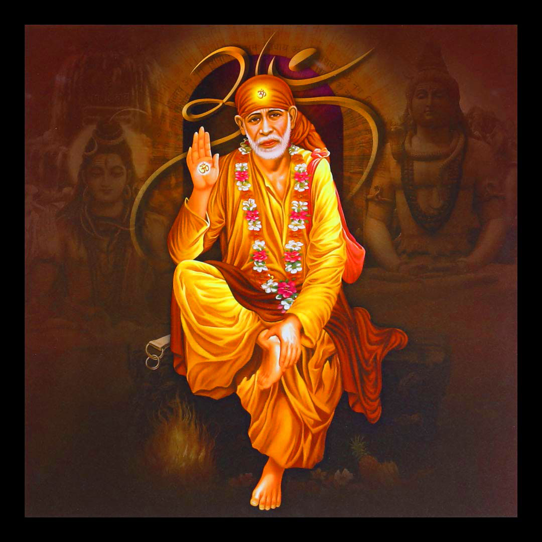 hd Sai Baba Blessing Images photo