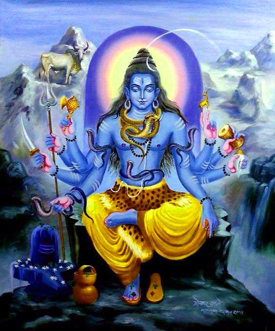 hd free Shiva Images