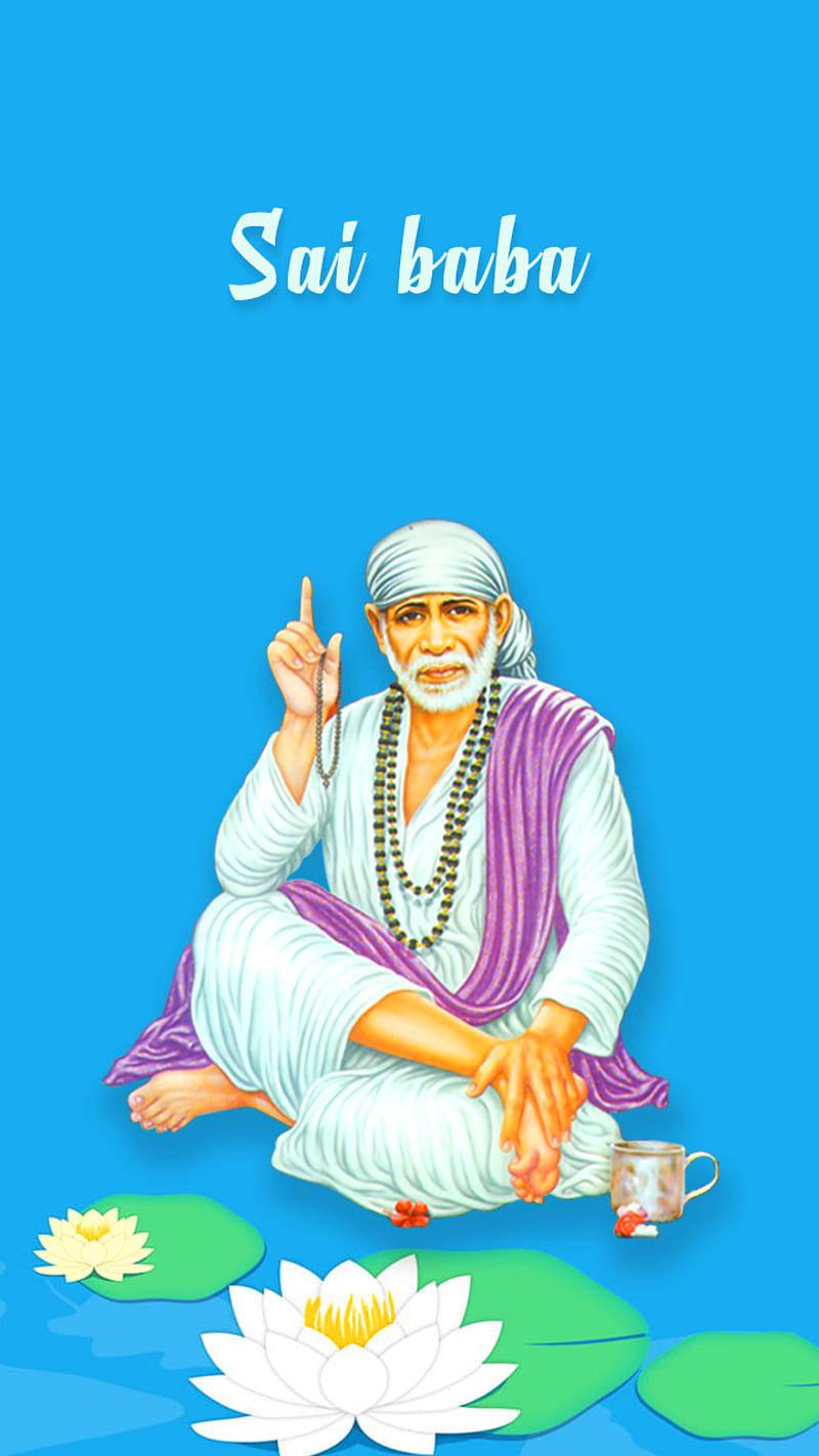 hd shirdi Beautiful Sai Baba Blessing Images
