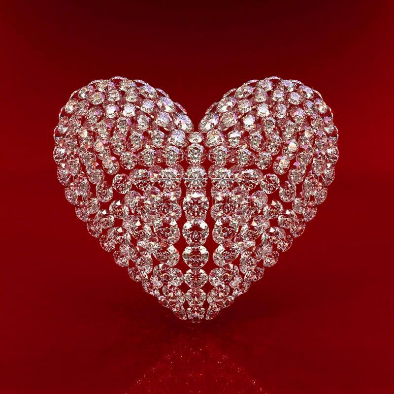 heart Cute Whatsapp Dp Images