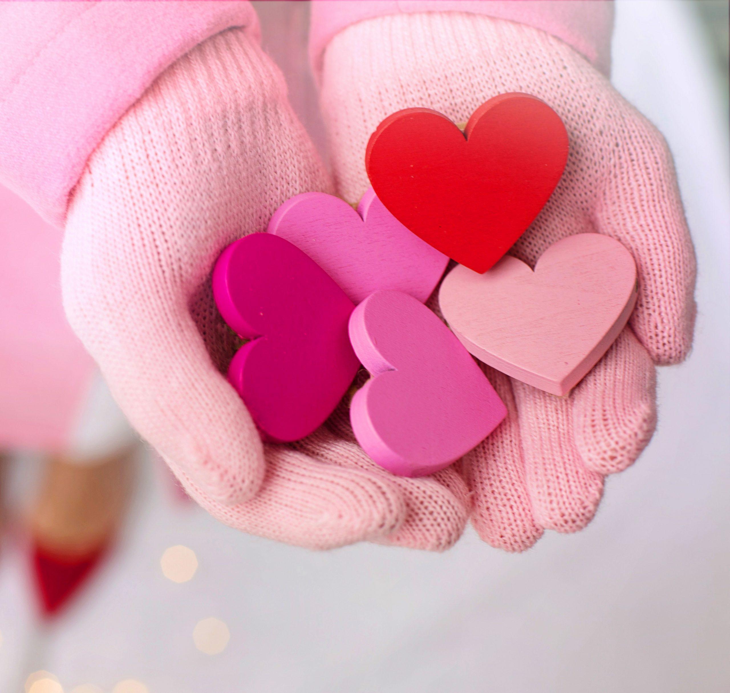hearts Girlfriend Whatsapp Profile Images