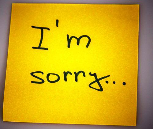 i am sorry Girlfriend Whatsapp Profile Images