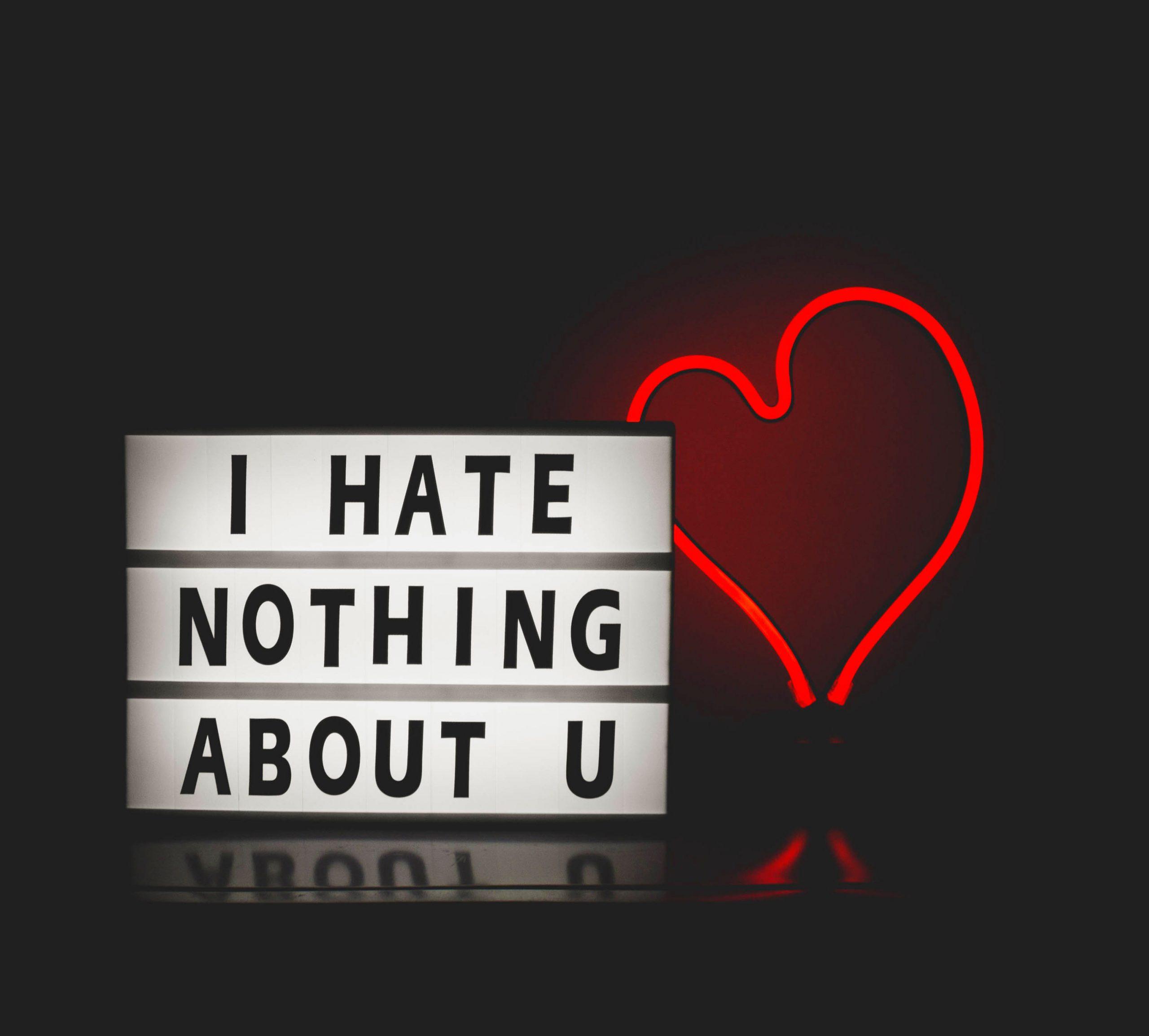 i hate Girlfriend Whatsapp Profile Images