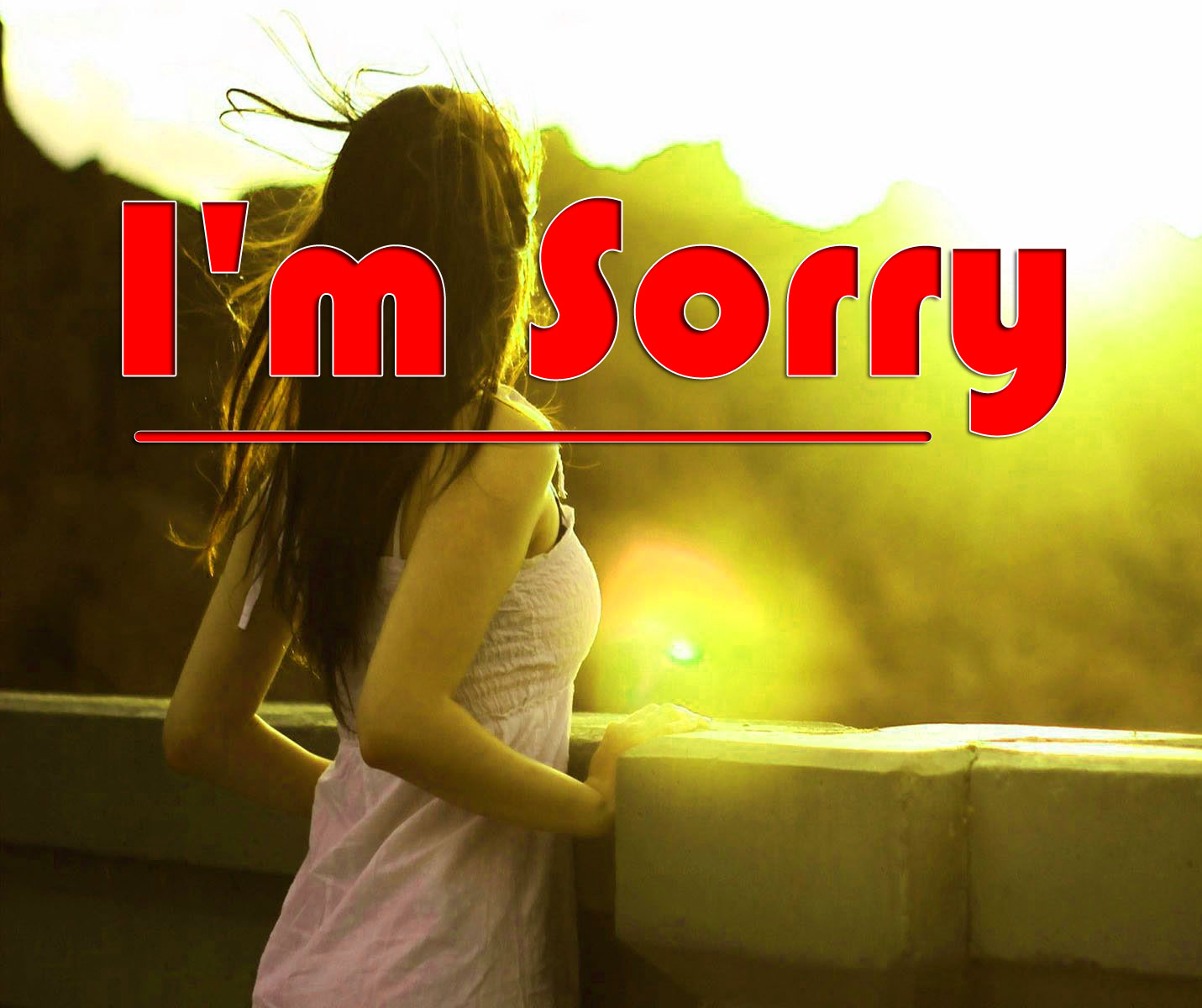 l am sorry Photo 2021