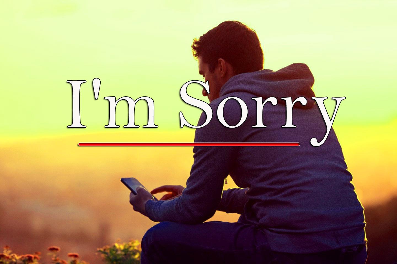 l am sorry Pics With Very Sad Boys
