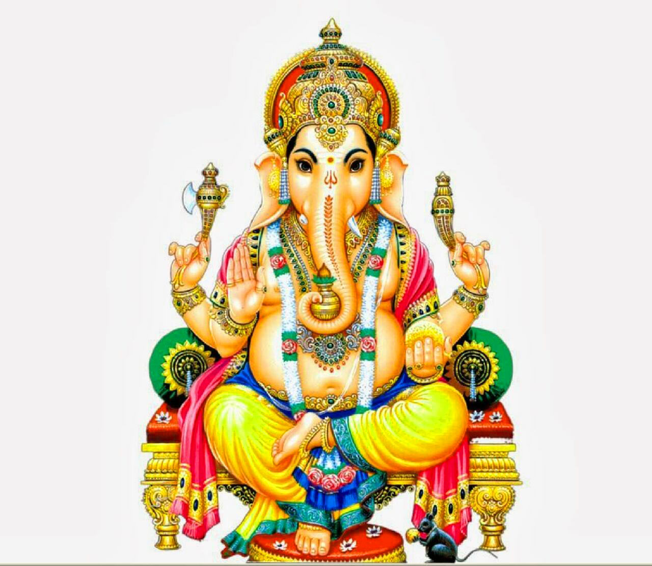 lord ganesha God Whatsapp Dp Images
