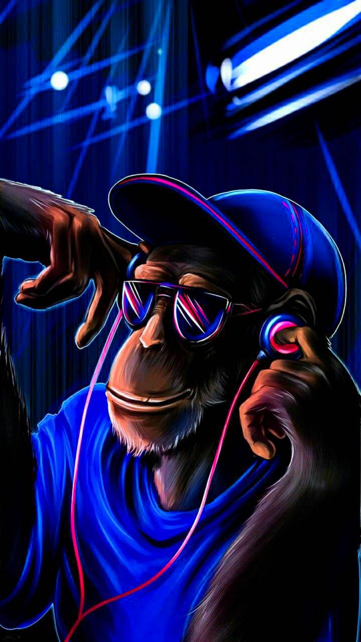 monkey Latest Superb Whatsapp Dp Images