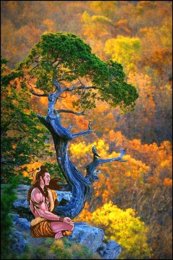 nature Beautiful Shiva Images hd