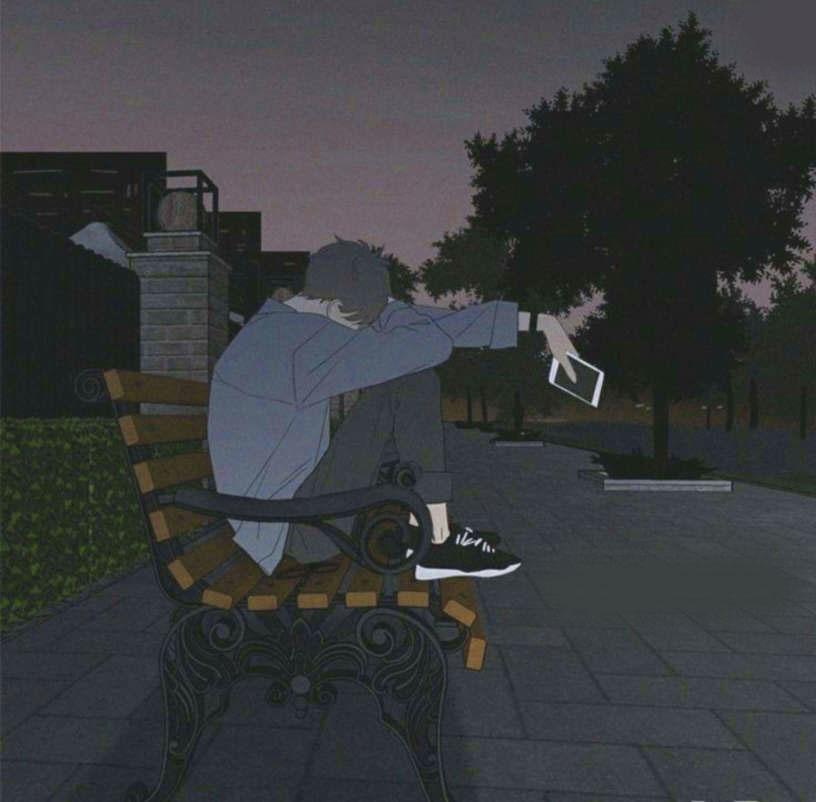 new sad Latest Sad Cartoon Dp Images