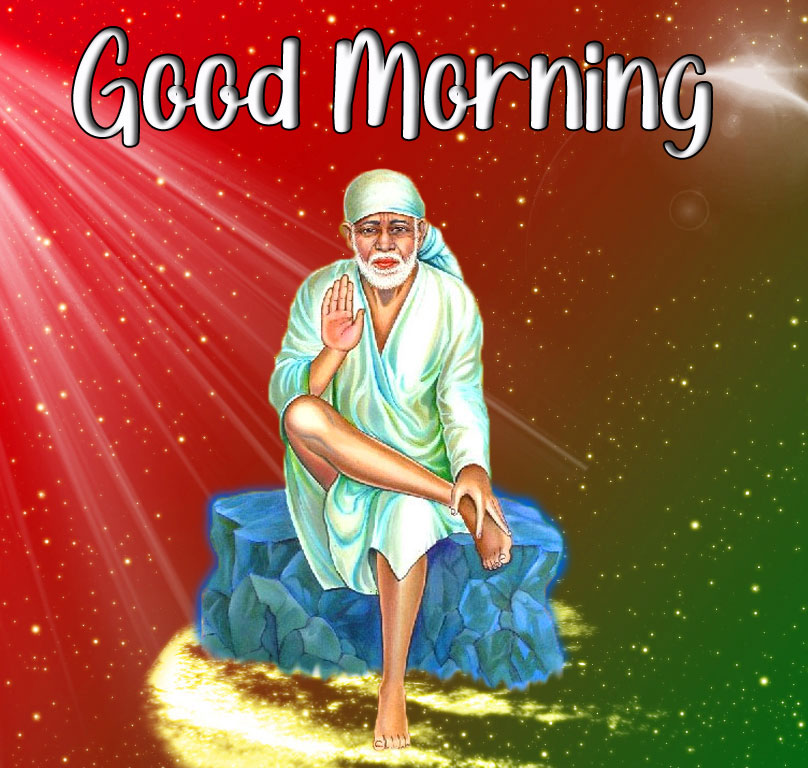 photo of Latest Sai Baba Good Morning Images 2021