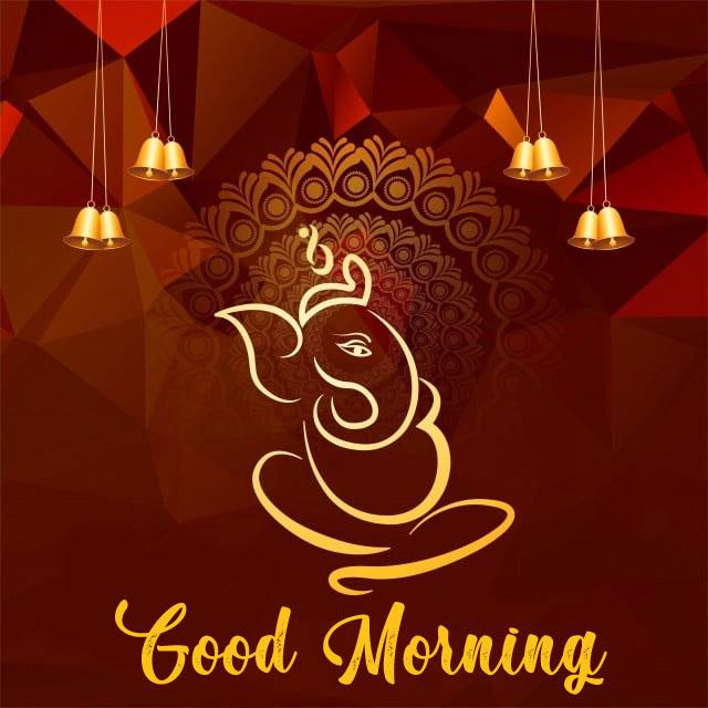 pics of New ganesha good morning images
