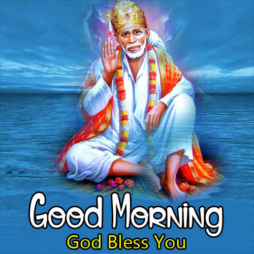 pictures of Latest Sai Baba Good Morning Images