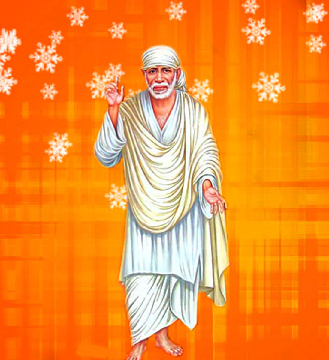 pictures of Sai Baba Blessing Images