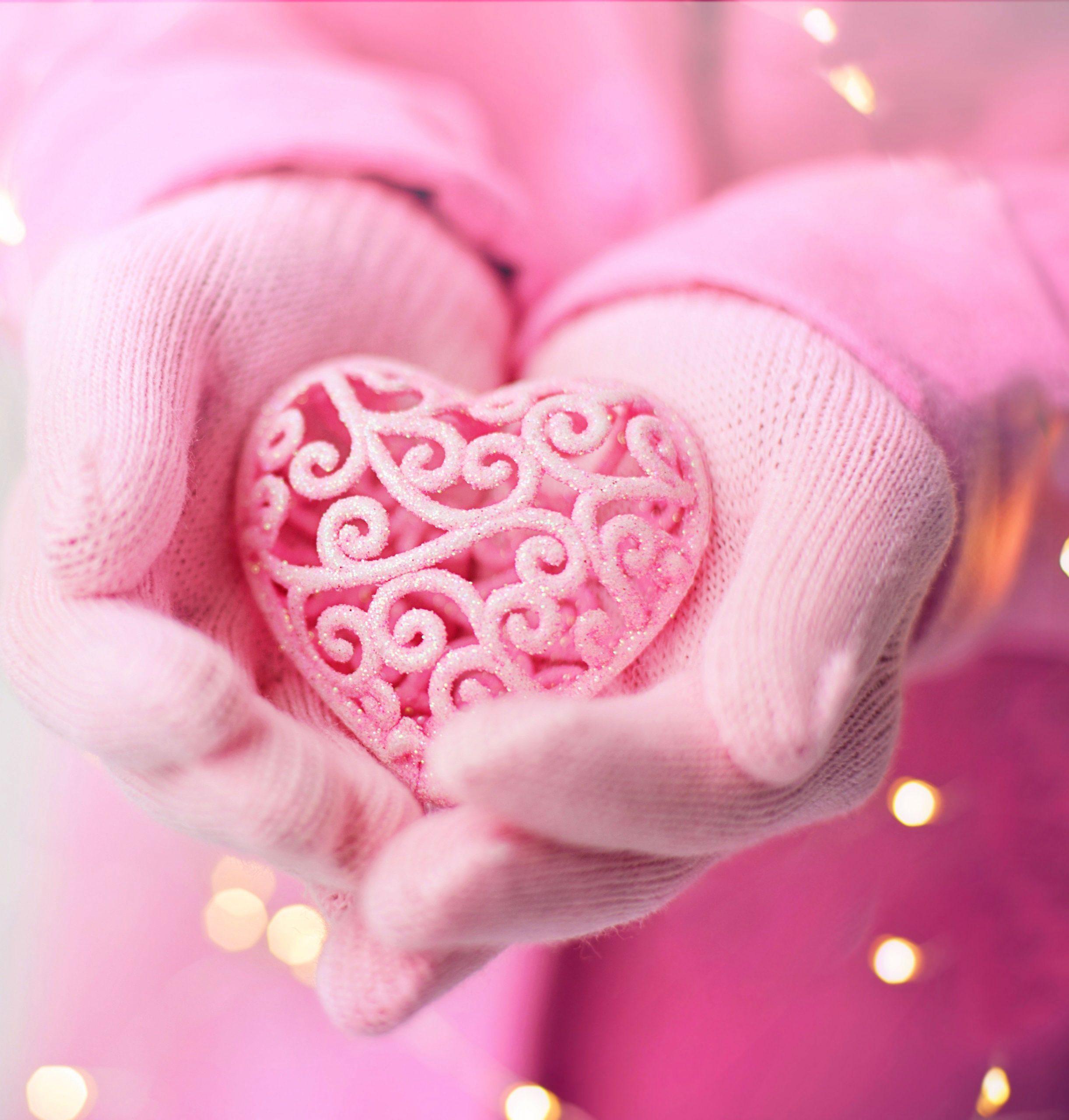 pink Latest Girlfriend Whatsapp Profile Images photo
