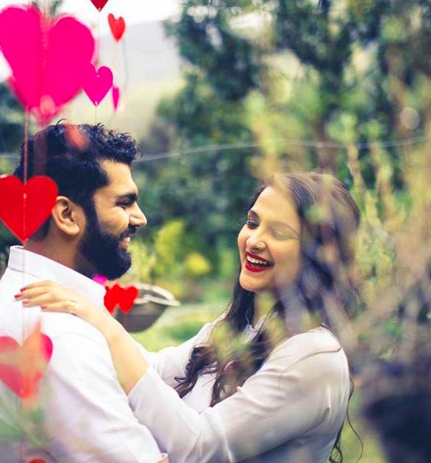 punjabi dp Images With Couple
