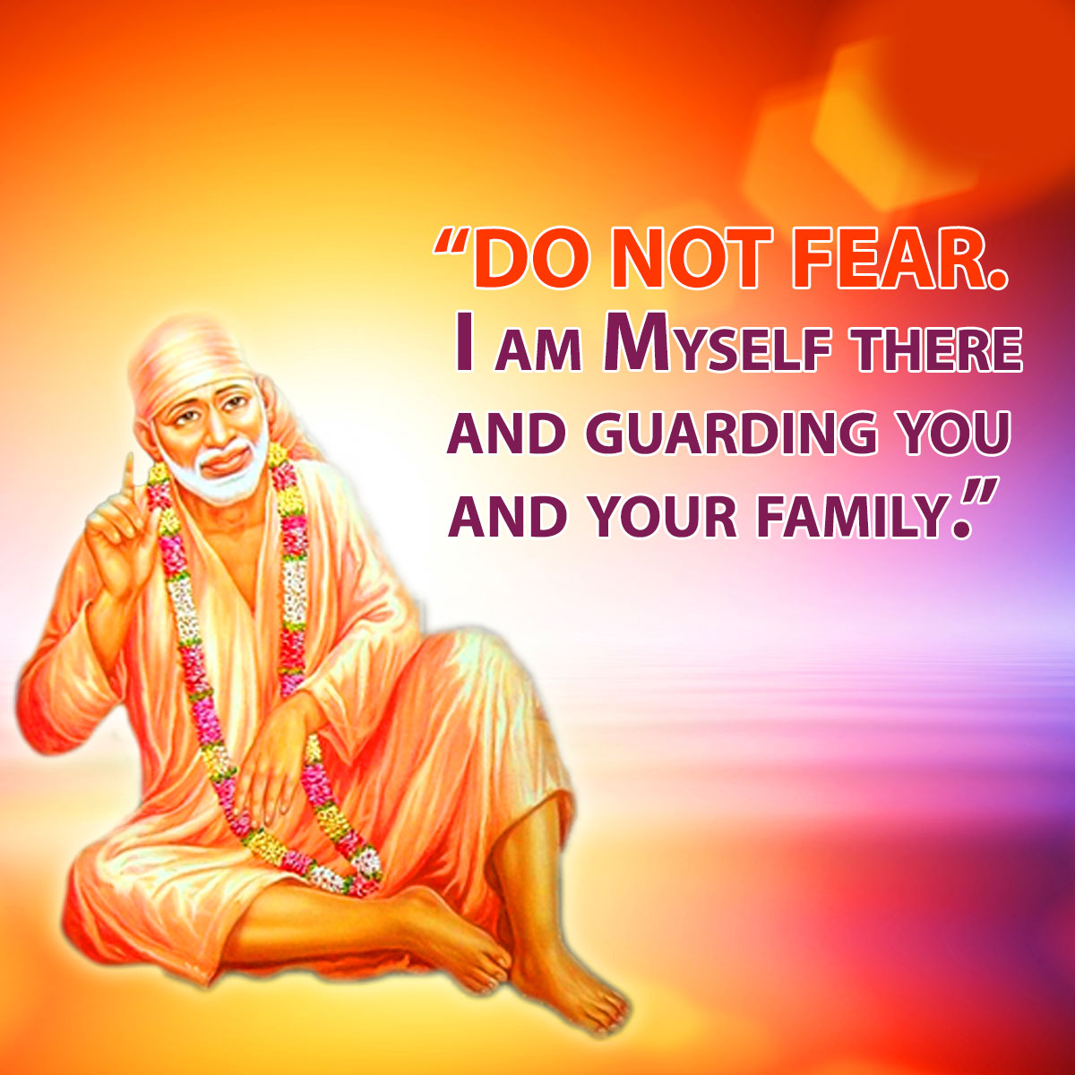 quotes Sai Baba Blessing Images