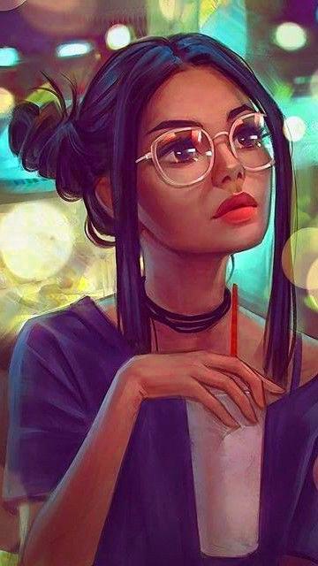 sad girl Sad Cartoon Dp Images hd