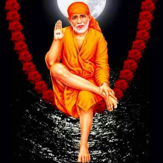 shirdi 2021 Beautiful Sai Baba Blessing Images hd