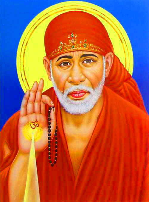 shirdi Latest Sai Baba Blessing Images photo hd