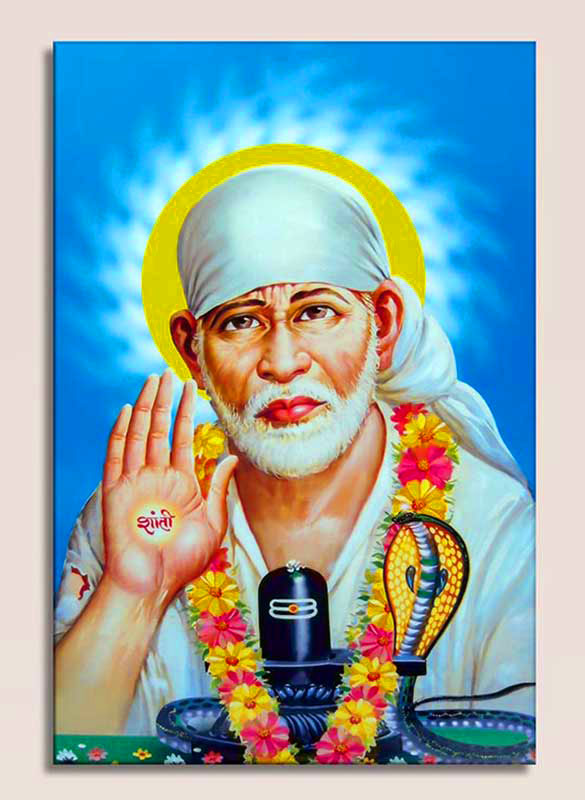 shirdi Sai Baba Blessing Images hd
