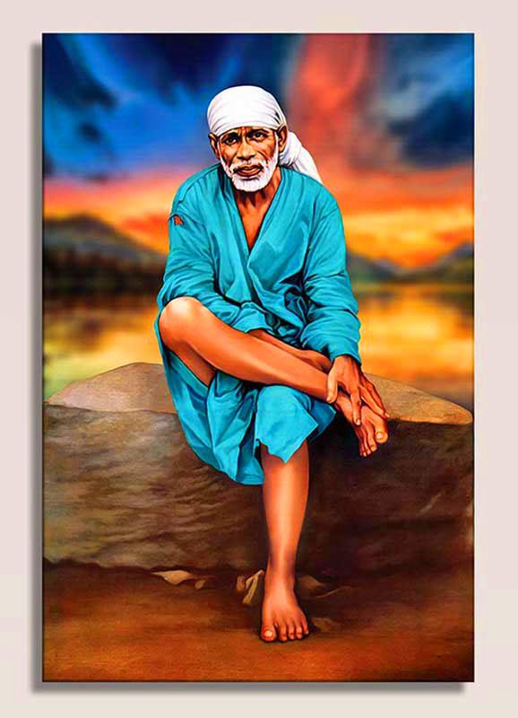 shirdi Sai Baba Blessing Images