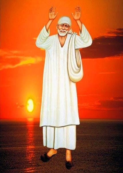 shirdi hd Sai Baba Blessing Images