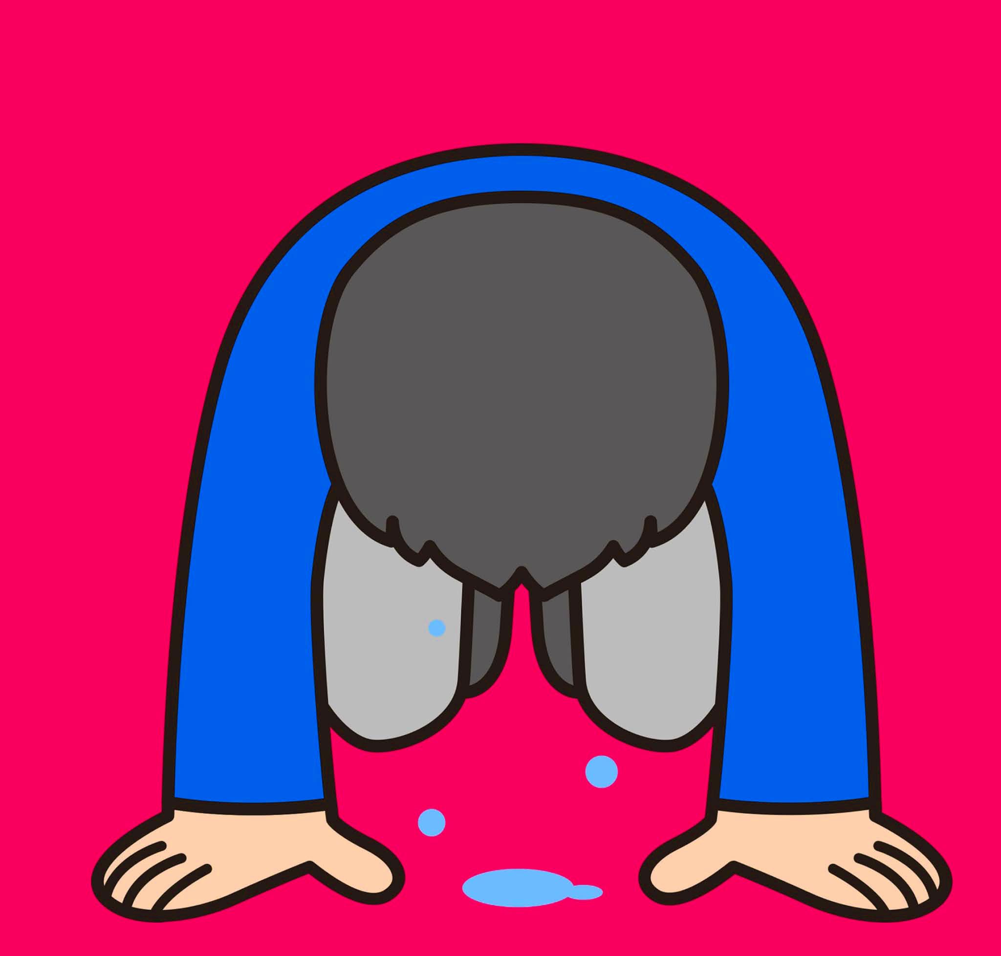 yoga Latest Sad Cartoon Dp Images hd